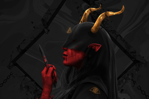 Dark Emperor Wallpaper