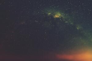 Dark Galaxy Milky Way Wallpaper