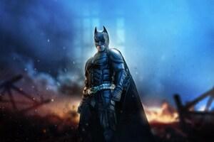 Dark Knight 5k 2018