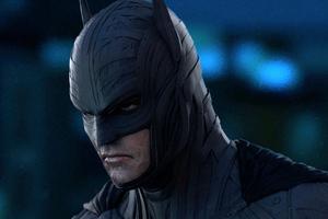 Dark Knight Art New