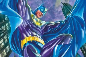 Dark Knight Sketch Art