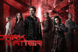 Dark Matter Season 4 Wallpaper