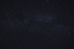 Dark Milky Way Galaxy 5k