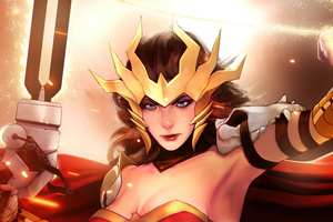 Dark Nights Death Metal Wonder Woman 5k