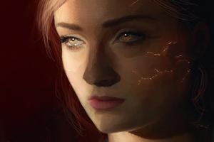 Dark Phoenix Fanart