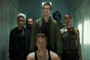 Dark Phoenix Magneto Team