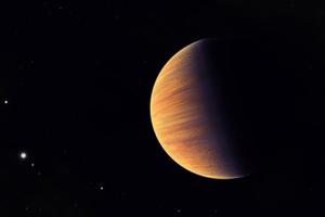 Dark Planet Art 4k