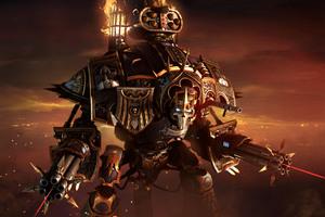Dark Queen Lady Solaria Warhammer 40000 dawn of war III Wallpaper