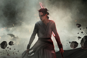 Dark Rey Star Wars The Rise Of Skywalker
