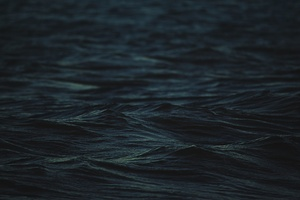 Dark Sea Waves 4k Wallpaper