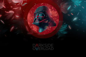Dark Side Overload Wallpaper