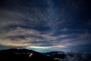 Dark Sky Stars Night Outdoors Night Sky Starry 8k Wallpaper