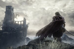 Dark Souls 3 2016 Video Game Wallpaper