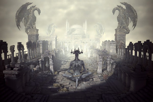 Dark Souls 3 Demon
