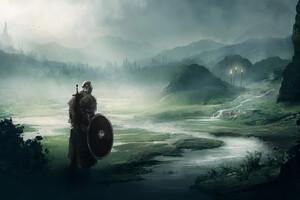 Dark Souls 3 Fan Art Wallpaper