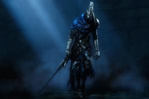 Dark Souls Fanart 4k