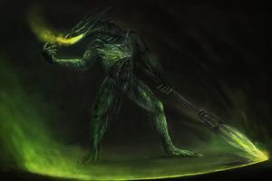 Dark Souls Monster