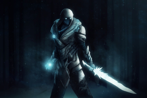 Darka Age Sub Zero 4k Wallpaper