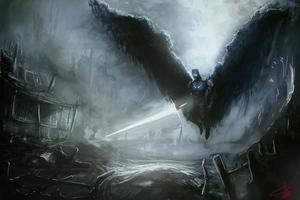 Darkest Knight 4k