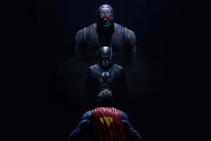 Darkseid Batman Vs Superman 4k