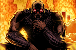 Darkseid Comic Art 5k
