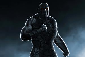 Darkseid DCEU Supervillain Wallpaper