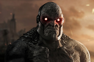 Darkseid Jl 5k Wallpaper
