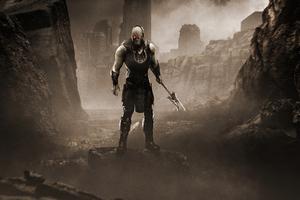 Darkseid Justice League 4k Wallpaper