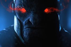 Darkseid Red Eyes Wallpaper