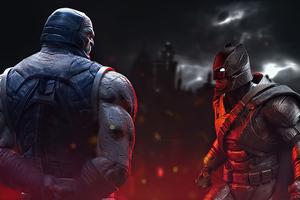 Darkseid Vs Batman