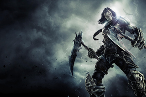 Darksiders 2 Death 5k Wallpaper