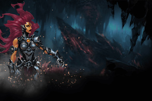 Darksiders III Wallpaper