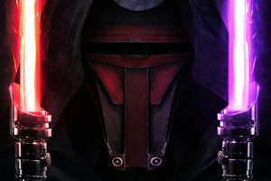 Darth Raven 4k Wallpaper