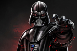 Darth Vader 2020 Artworks
