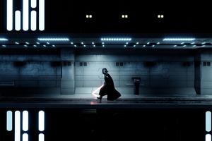 Darth Vader 8k