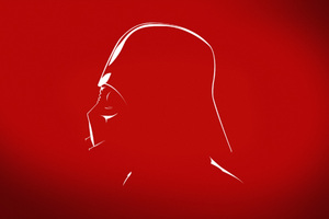 Darth Vader Abstract 5k