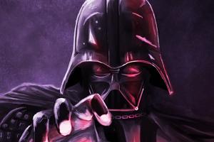 Darth Vader Art 4k