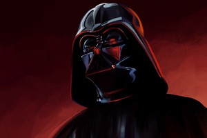 Darth Vader Arts Wallpaper