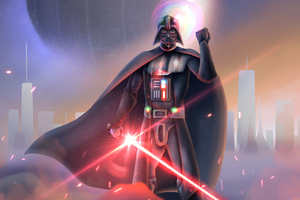 Darth Vader Fan Made
