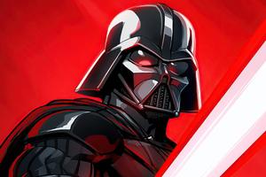 Darth Vader Fanart 4k Wallpaper