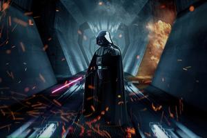 Darth Vader From Star Wars 4k Wallpaper