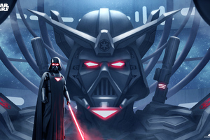 Darth Vader New Art