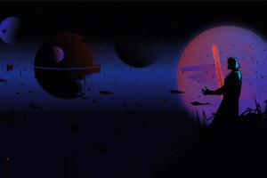 Darth Vader Newart