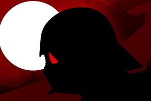 Darth Vader Shards Of The Past 4k