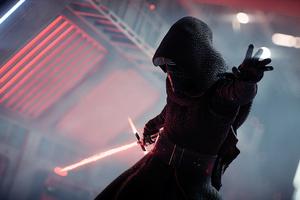 Darth Vader Star Wars Battlefront 4k