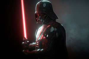 Darth Vader Star Wars Battlefront II Wallpaper
