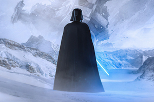 Darth Vader Star Wars Character 4k Wallpaper