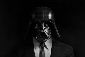 Darth Vader Star Wars Dark 5k Wallpaper
