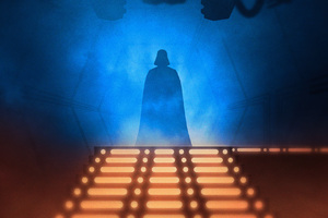 Darth Vader Star Wars Digital Art