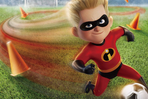 Dash In The Incredibles 2 2018